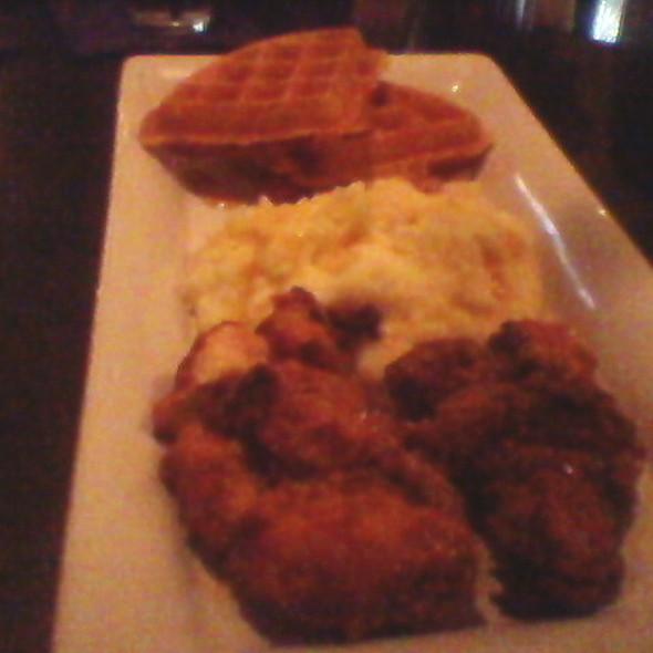 Chicken and Waffles - Toast Birmingham, Birmingham, MI