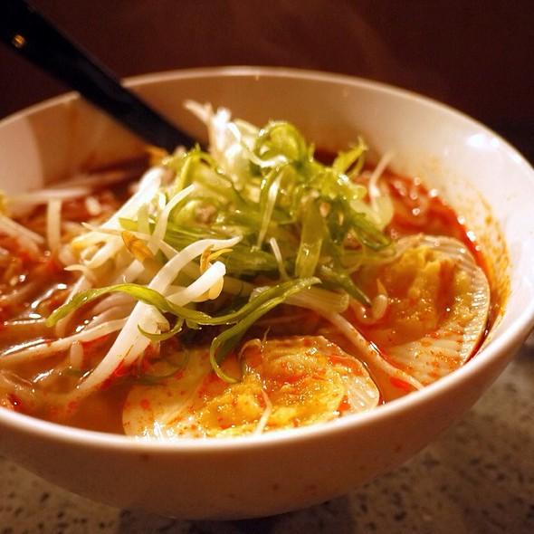 Hell's Kitchen Hot As Hell Bowl Ramen @ Tabata Ramen