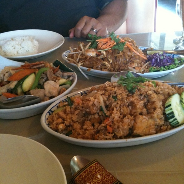 Foodspotting for Amarin thai cuisine san jose