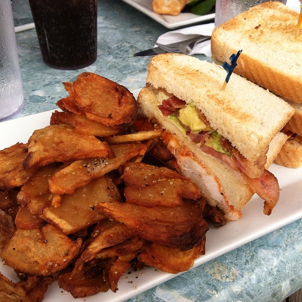 Lobster Blt Sandwich - The Oar Steak and Seafood Grill, Patchogue, NY