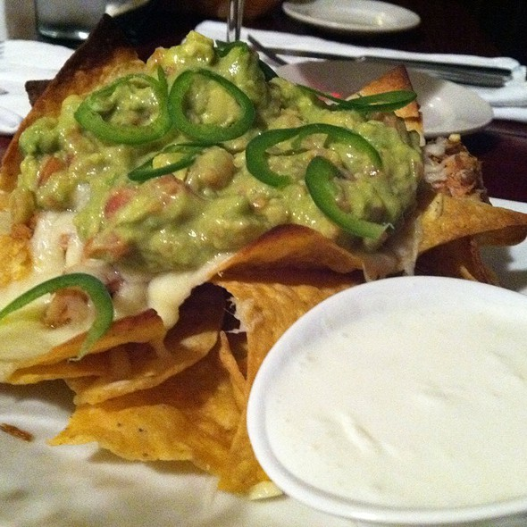 Pulled Pork Nachos Appetizer - Public House 49, Patchogue, NY