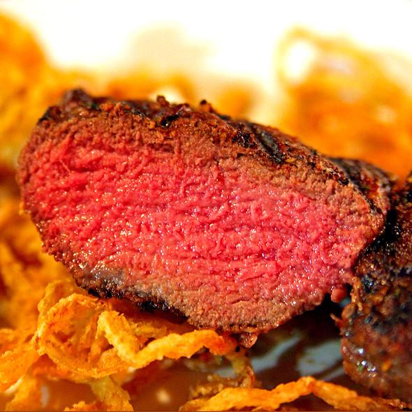 how to cook sirloin steak rare