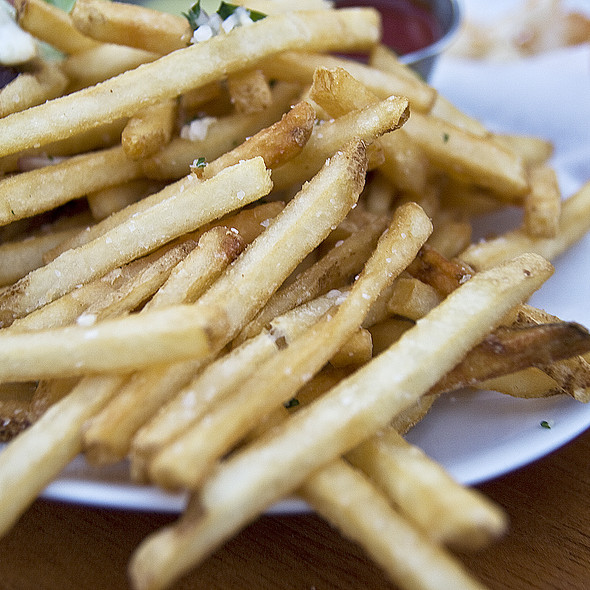 French Fries @ Parkside
