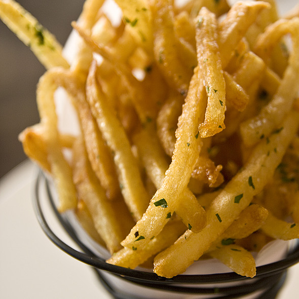 French Fries @ Trace