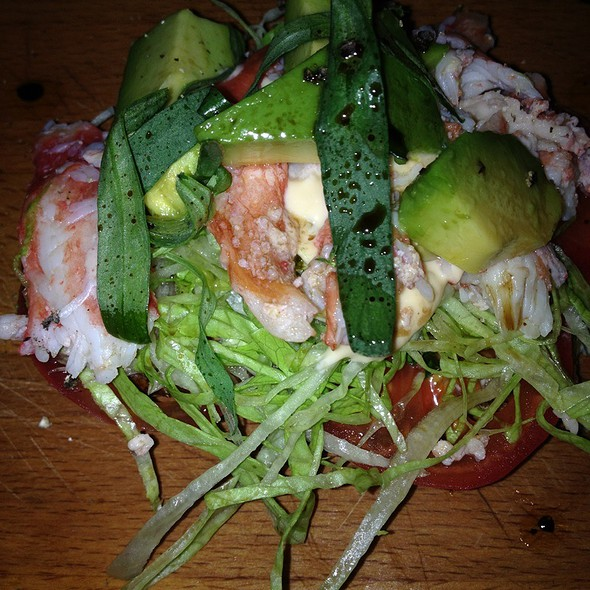 """Bruscetta With Crab @ Uilliam""""s"""