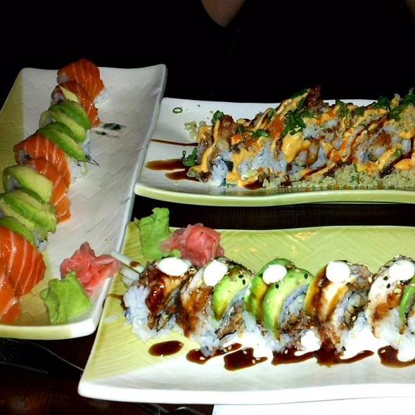 Sushi @ Cafe 101