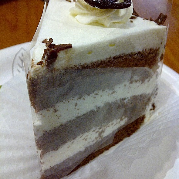 Slice of Dream Cake @ Andersen Bakery Inc