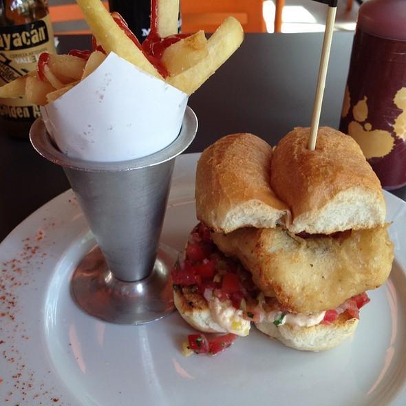 Sandwich Caleta @ Maldito Chef!