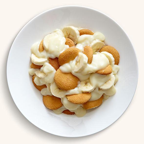 Banana Pudding @ Sisters Restaurant
