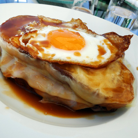 Francesinha @ The Yeatman