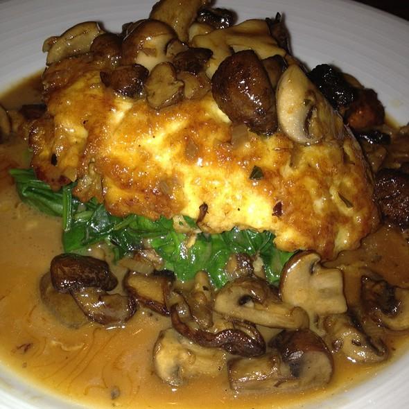 Chicken Marsala - Osteria Cicchetti, Wilmington, NC