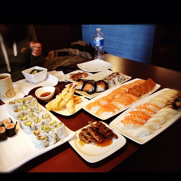 All You Can Eat Sushi @ Sushi 99
