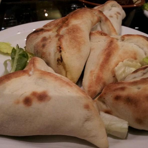 Veggie Borak @ Aladdin Cafe