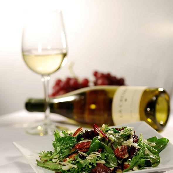 Vermont Maple Salad @ Salvatore's Italian Gardens