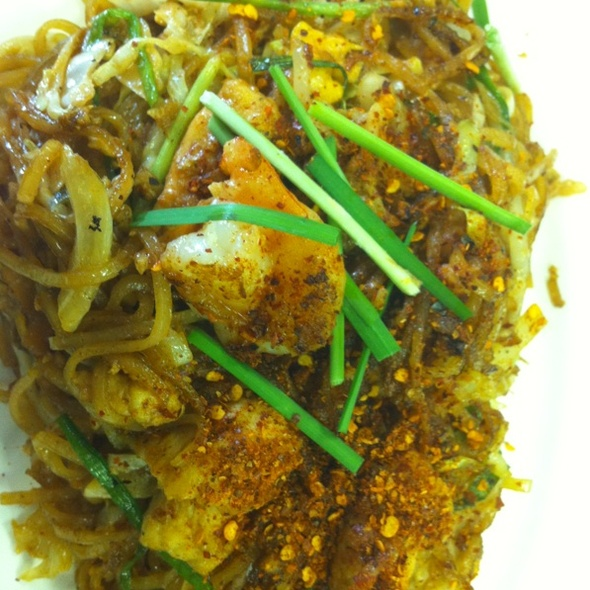 Pad Thai @ Thai Pepper Restaurant