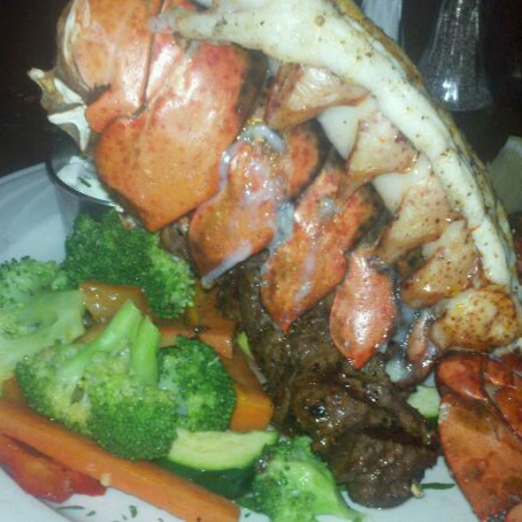 Broiled Lobster Tail - Melrose Grill, Renton, WA