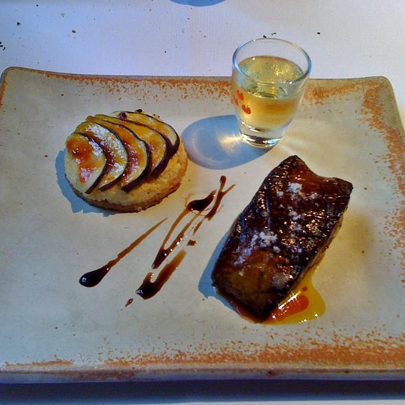 Seared Foie Gras @ Pomodori