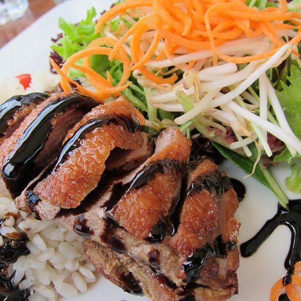 Duck Special @ Redefined Restaurant Cafe Bar