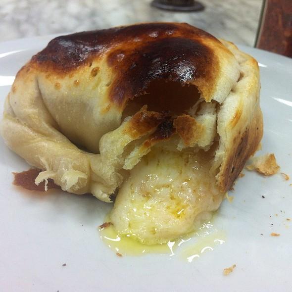 Mozzarella And Ham Baked Empanada @ Pizzeria Rey