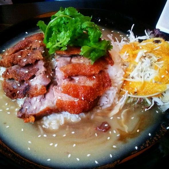 Duck In Miso @ NOI* Sushi Restaurant