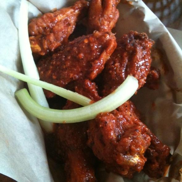 Chicken Wings @ Fire On the Mountain Buffalo Wings