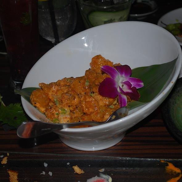 Shrimp Tempura - Buddha Sky Bar, Delray Beach, FL