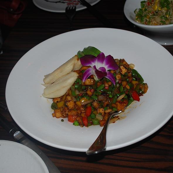 Vegetarian Lettuce Wraps - Buddha Sky Bar, Delray Beach, FL