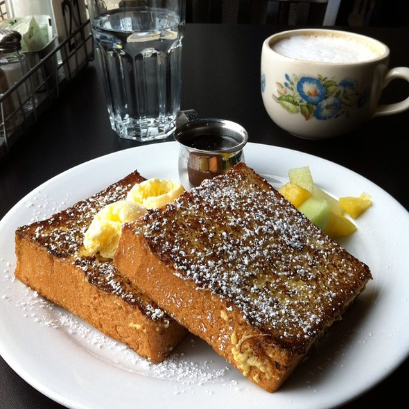 French Toast @ Cafe Estelle