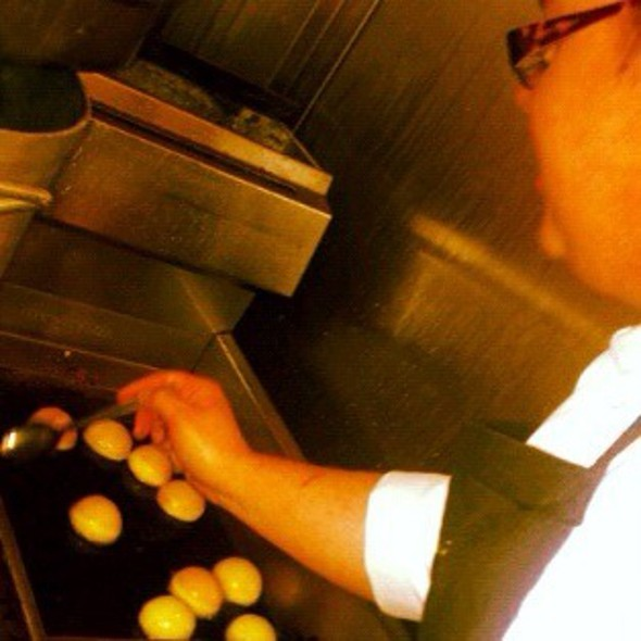 Bombolini @ The Pastry King