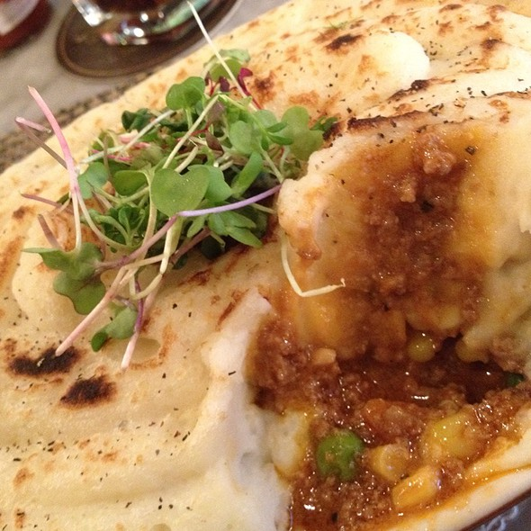 Shepherd's Pie @ Lillie's