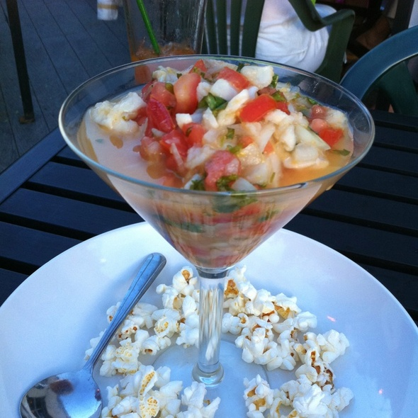 Ceviche @ Market Restaurant