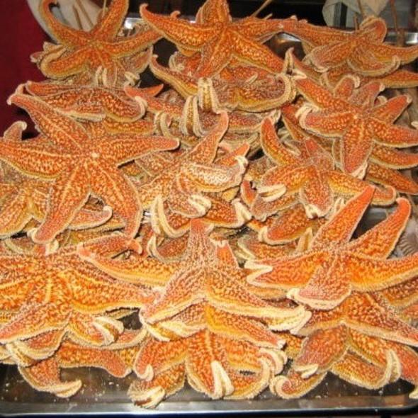 Fried Seastar @ Beijing St