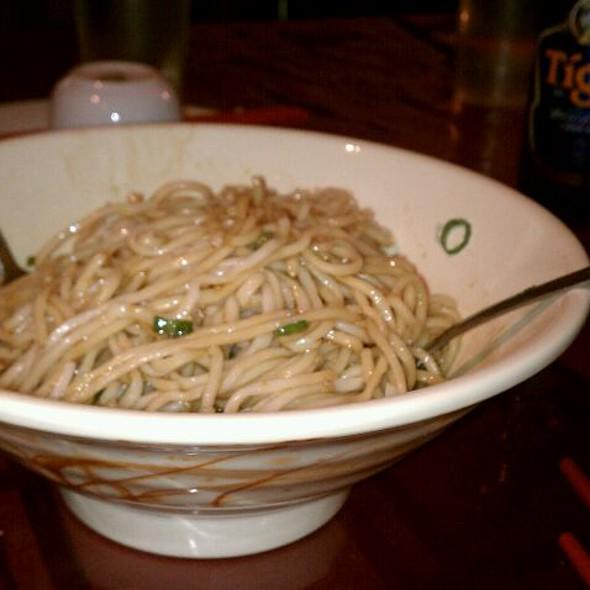 Cold Sesame Noodles @ Han Dynasty Of Philadelphia