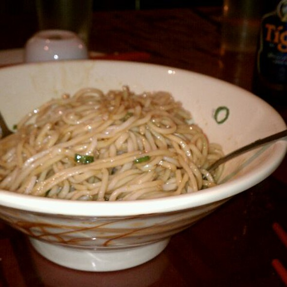Cold Sesame Noodles @ Han Dynasty Of Philadelphia