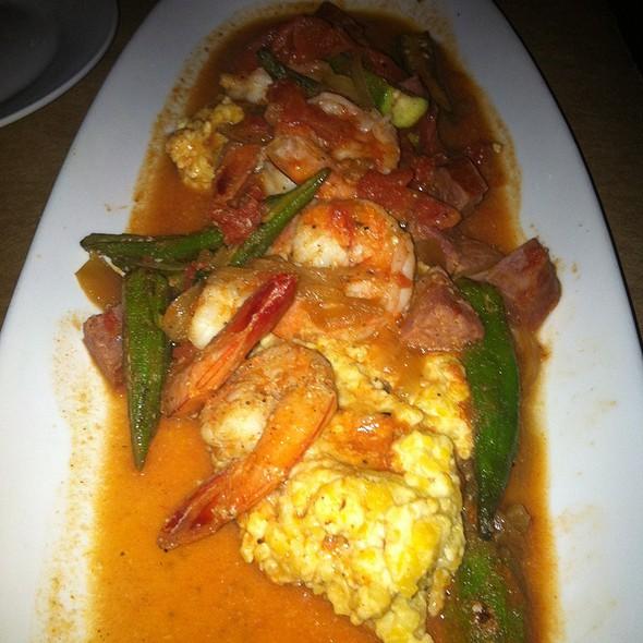 Georgia Wild Shrimp And Grits @ Food 101