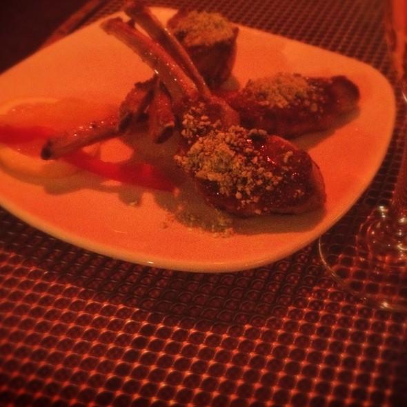 Pork Chops With Wasabi - Ibiza Tapas Restaurant & Wine Bar, Pittsburgh, PA