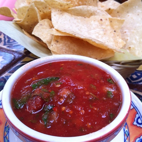 Chips & Salsa - Pancho's, Manhattan Beach, CA