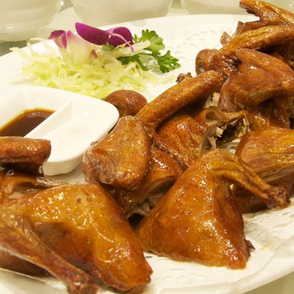 Fried Squab @ Sea Harbour Seafood Restaurant Ltd