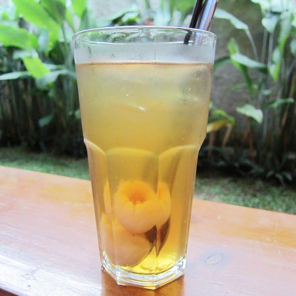 Lychee Iced Tea