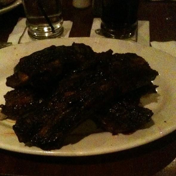 Beef Rib Supper @ Claim Jumper Restaurant