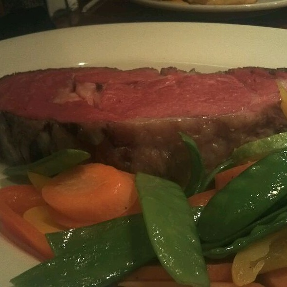 Slow Roasted Prime Rib @ Outback Steakhouse Dfc