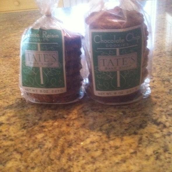 Tates Cookies @ Kitchen Kabaret
