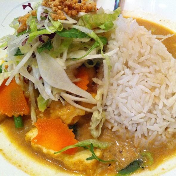 Tofu Und Reis