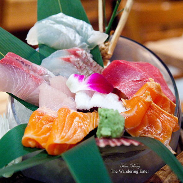 Chef's Choice Special Sashimi - Arami, Chicago, IL
