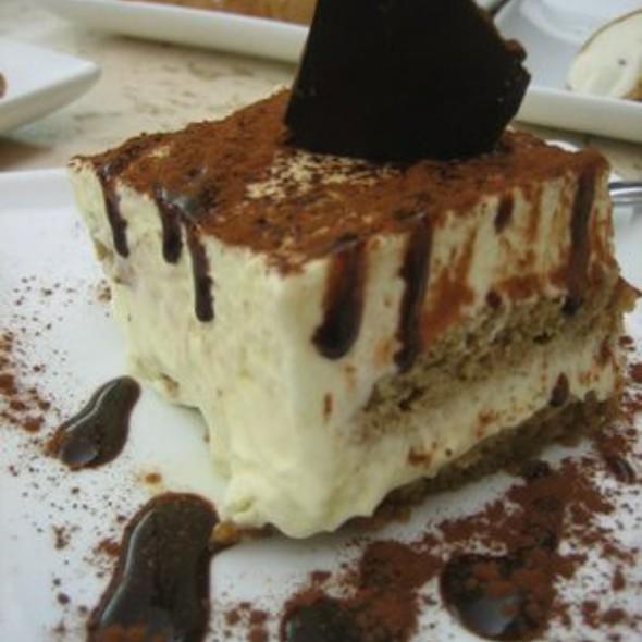Tiramisu @ Ferrara Bakery & Cafe