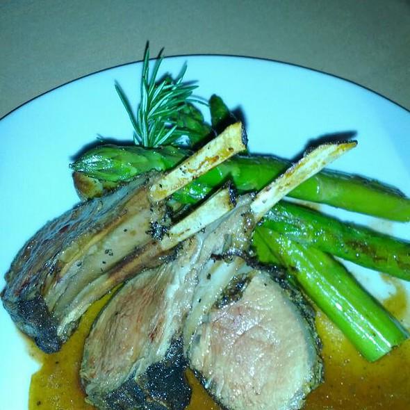 Lamb - LeVilla Restaurant, Calgary, AB