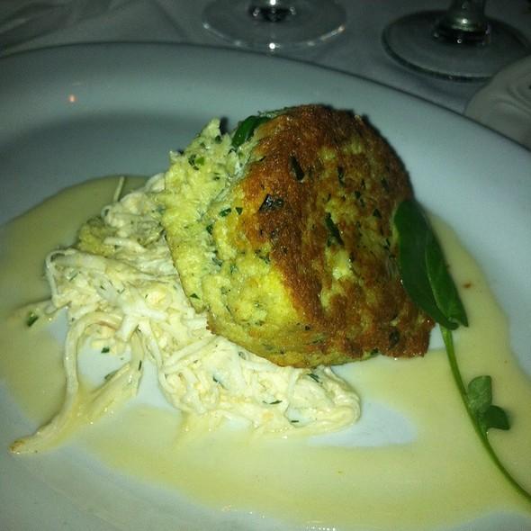 crab cake - Mon Ami Gabi - Reston, Reston, VA