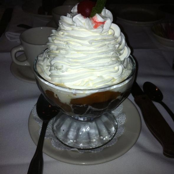 Sundae - Morton's The Steakhouse - Hackensack, Hackensack, NJ