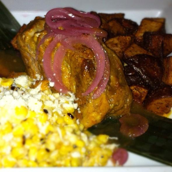 Cochinita Pibil @ Milagro Modern Mexican