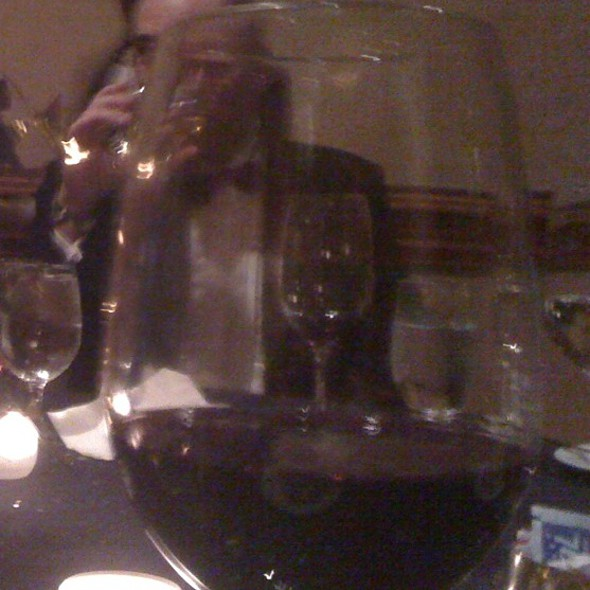 Chardonnay Wine @ Washington Marriott Wardman Park